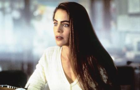 Yancy Butler is surprised by everything...