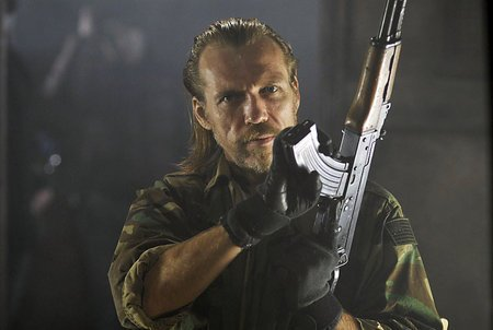 """Supernatural monsters are no match for my trusty AK-47."""
