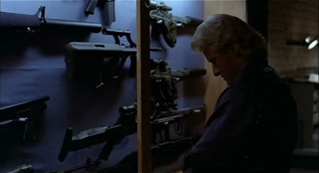 Sometimes I feel like I'm the only person who doesn't have a gunshelf in his living room.