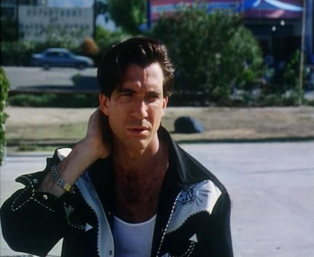 Dylan McDermott--making douchiness look effortless since 1993.
